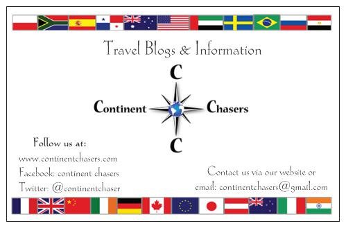Travel & Cystic Fibrosis Blogs, Tips, Information, Reviews, Media And So Much More...